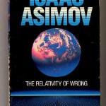 Sobre la ciencia y sus errores (¡genial Asimov!)