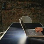 La mesa solar ¿adios al alargador?