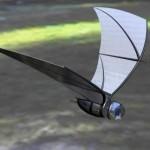 Desarrollan avión espía inspirado en el murciélago