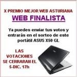 Maikelnai's Blog finalista en el premio a la mejor web asturiana