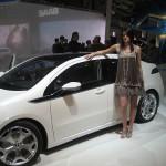 Un día en el salón del auto de Ginebra con el Opel Ampera