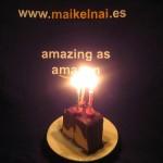 Tercer aniversario de Maikelnai's Blog