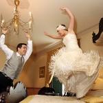 Alberto Bermúdez, o cómo hacer fotos de boda divertidas