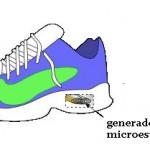 Si sales a correr, ponte unos zapatogeneradores