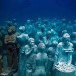 Evolución silenciosa, un museo sumergido