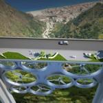Eólica y solar se van 'de puente'