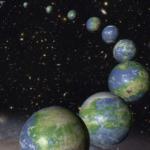 Hasta la fecha, solo se han formado el 8% de los mundos habitables del universo