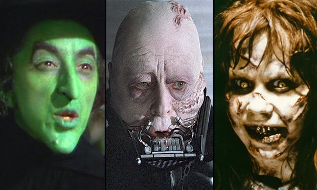 Tres míticos malos de cine y sus problemas epidérmicos