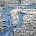 ¿Charcos de agua en Marte?