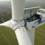 Los conductores daneses podrán llenar el depósito con energía eólica