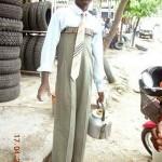 """¿Por qué los ancianos llevan pantalones """"cachuli""""?"""