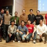 Jornadas Blogs y Ciencia en Cosmocaixa (the making of)