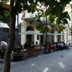 Lord Byron, historia de un Café