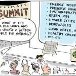 ¿Y qué pasa si el cambio climático es un engaño y creamos un mundo mejor para nada?