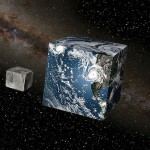 ¿Cómo sería la vida en una Tierra cúbica?