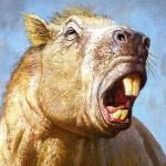 Ratzilla, el roedor extinto que mordía como un cocodrilo