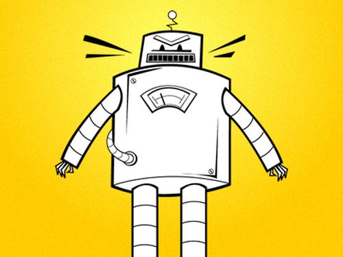 robot-enfadado