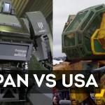 EE.UU. reta a Japón a un combate de robots gigantes