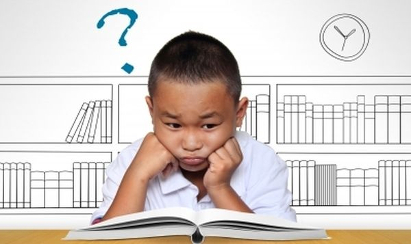 niño chino dislexico