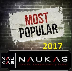Lo más leído en Naukas durante 2017