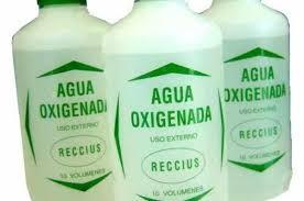 """Agua oxigenada... el """"timo"""" de nuestra infancia"""