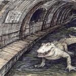 ¿De verdad hay cocodrilos en las alcantarillas de Nueva York?