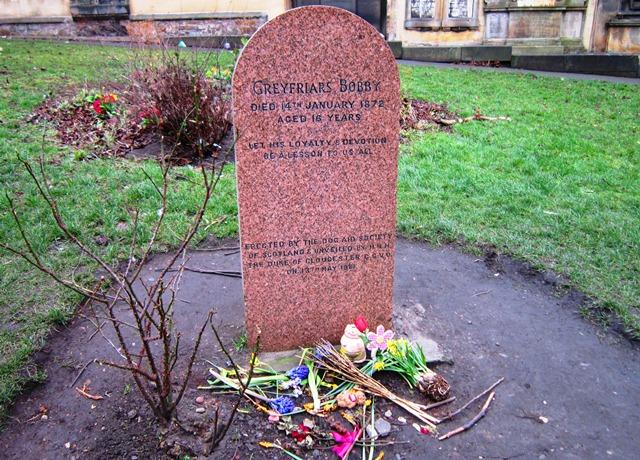 tumba bobby greyfriars